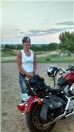 Harley woman