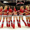 Fan's of the Chicago Blackhawks