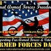 Memorial  and National Armed Forces FreedomRide