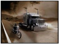 Truckers with Bikes ~ Male & Female ~ Single/Married