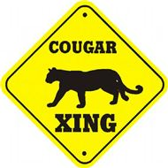 Move Over Kittens, Us COUGARS Need Love Too!