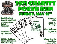 Vindicator Cycle & Auto 2021 Charity Poker Run