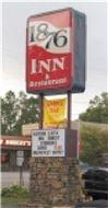 1876 Inn - Restaurant