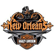 New Orleans Harley