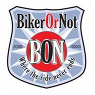 The NEW BikerOrNot.com Page