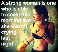 Great Women Who stand alone in life for their Families.