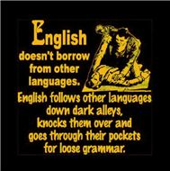 English spoken in America! - HarleyLoverMO