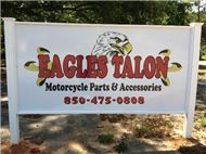 The Eagles Talon LeatherMotorcycle Accessories
