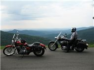 Southern Singles that Love to Ride the Blue Ridge and Smokies