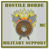 HOSTILE HORDE MC SOUTHERN TIER, NY