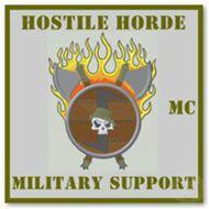 HOSTILE HORDE MC SOUTHERN TIER, NY