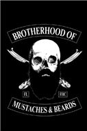 Brotherhood Of Mustaches & Beards