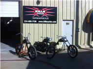 Killa' Cycles Motorcycles