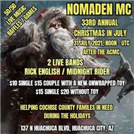Nomaden's Christmas in July