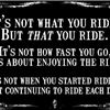 bikers that dont give a shit what kind of bike we ride