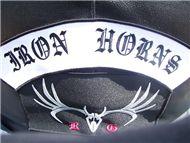IRON HORNS