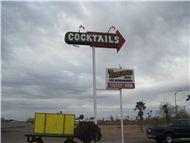 The Desert Tumbleweed Inn