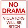 Delete The Drama