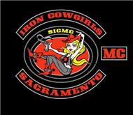 SACRAMENTO IRON COWGIRLS MOTORCYCLE CLUB SICMC